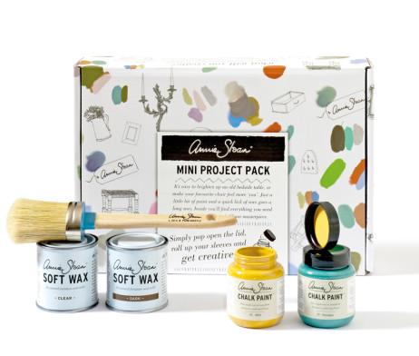 Mini projekt box annie sloan chalk paint