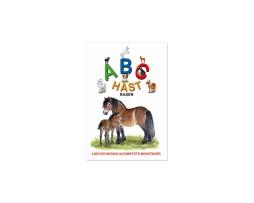 Hästraser abc bok