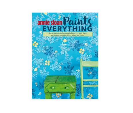 Annie sloan chalk pain bok paints everything