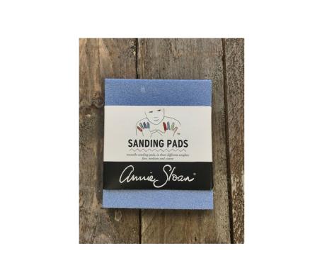 Annie sloan sandpapper