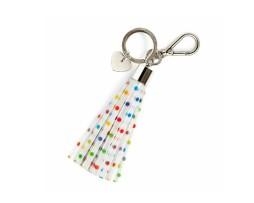 reflexstofs multicolor dots silver
