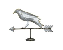 vindflöjel fågel