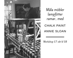 workshop annie sloan