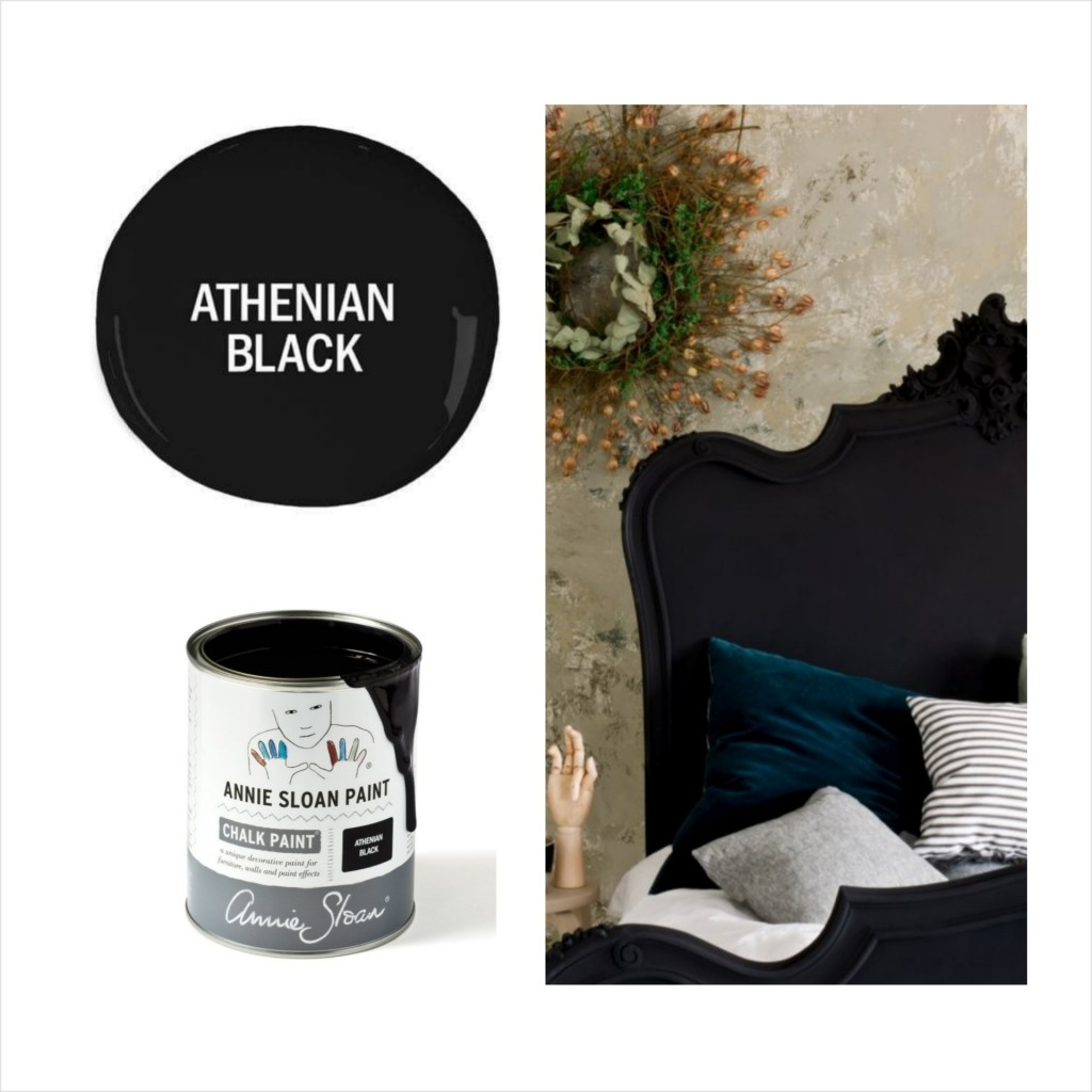Chalk paint Athenian black