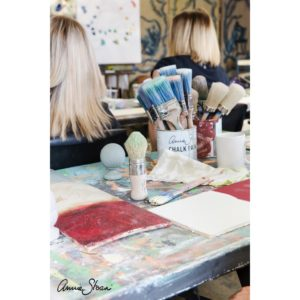 Workshop Annie Salo Chalk paint
