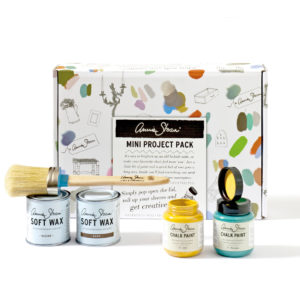 Mini projekt box annie sloan chalk paint