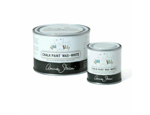 Wax white annie sloan chalkpaint