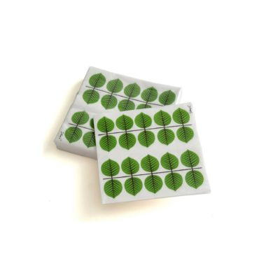 berså servett grön
