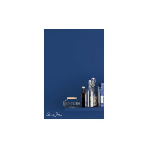 Wall paint annie sloan napoleon blue