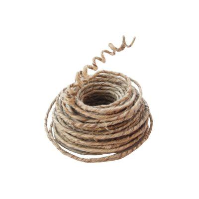 jutesnöre med ståltråd