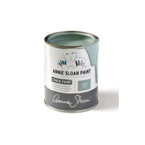 Svenska blue annie sloan chalk paint