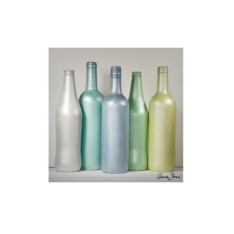 Pearlescent glaze Pärlemo glasyr