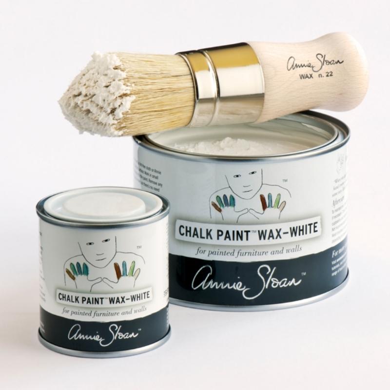 Chalk paint wax black annie sloan