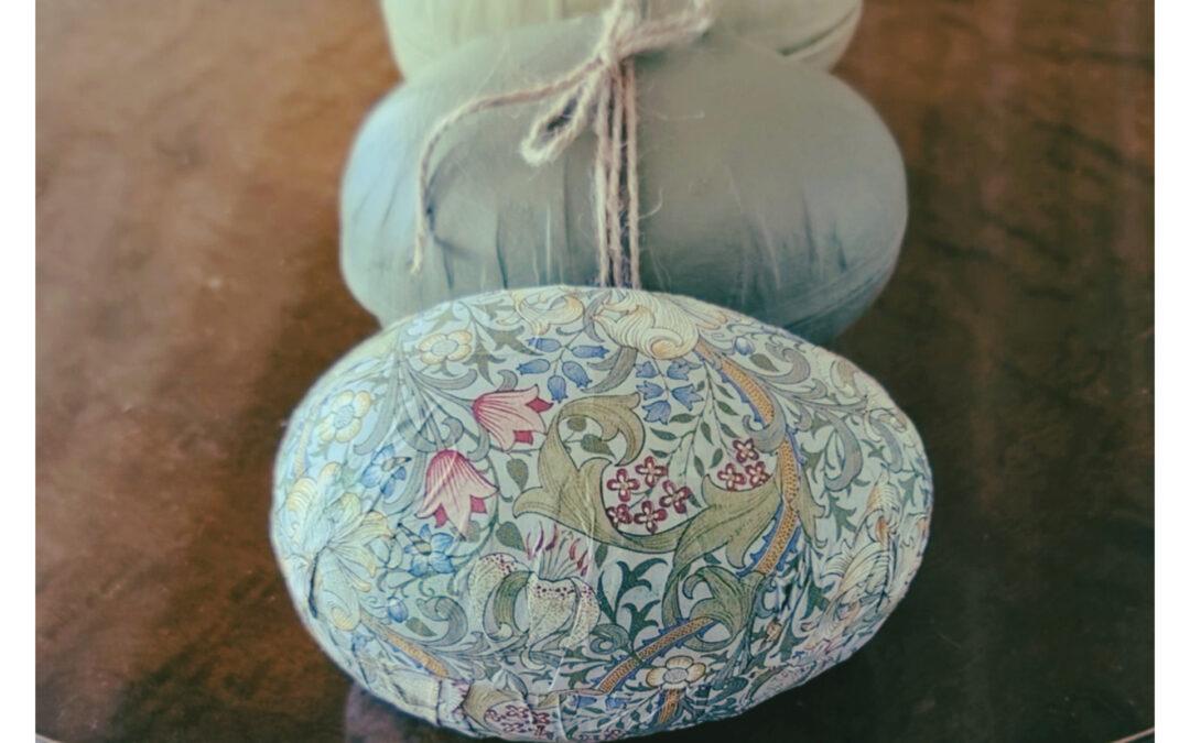 Påskägg Annie Sloan Chalk Paint