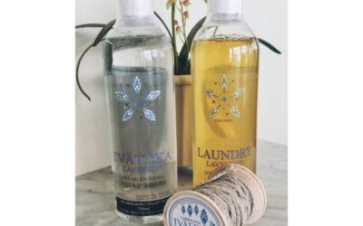 Tvätta kläder ekologiskt och hänga dem